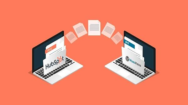 Wordpress e HubSpot Blog