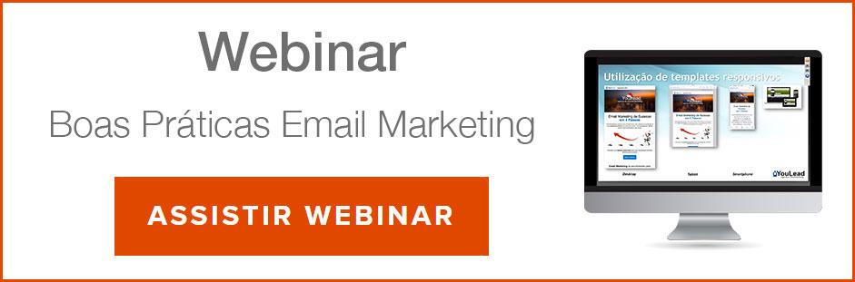 Assistir Webinar Boas Praticas Email Marketing