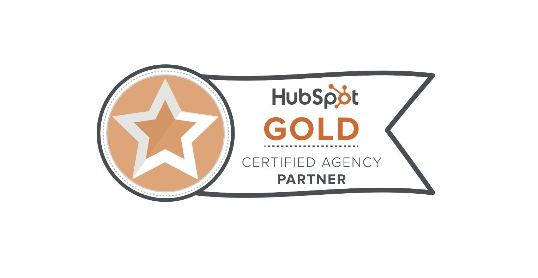 O que significa ser HubSpot Certified Gold Partner
